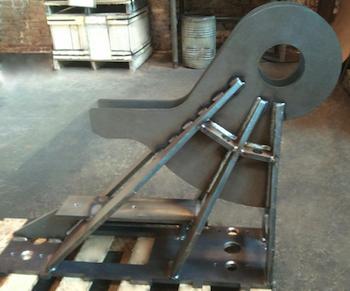 Escalator Weldment