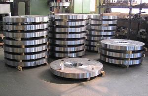 Turned Rotor Discs