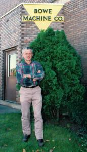 James E. Bowe